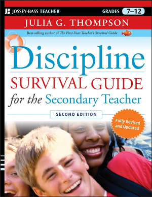 Discipline Survival Guide for the Secondary Teacher PDF