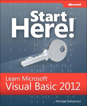 Start Here  Learn Microsoft Visual Basic 2012