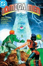 The Omega Men (1983-) #36