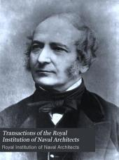 Transactions of the Royal Institution of Naval Architects: Volume 23