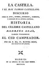 La Castilla, y el mas famoso Castellano