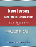 New Jersey Real Estate License Exam Audio Learn
