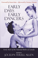 Early Days, Early Dancers