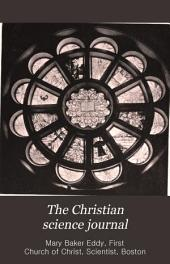The Christian Science Journal: Volume 13