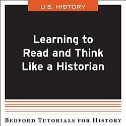Learn How To Read And Think Like A Historian U S  Book PDF