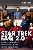 Star Trek FAQ 2 0  Unofficial and Unauthorized  PDF
