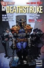 Deathstroke (2012-) #4