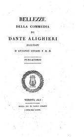 Bellezze della Commedia di Dante Alighieri, dialoghi: Volume 2