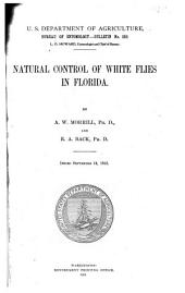 Natural Control of White Flies in Florida