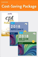 2018 ICD 10 CM Physician Professional Edition  Spiral Bound   2018 HCPCS Professional Edition and AMA 20178 CPT Professional Edition Package PDF