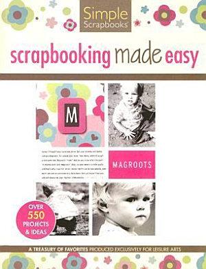 Scrapbooking Made Easy PDF