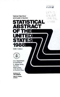 Statistical Abstract of the United States PDF
