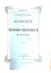 Memorie di Vittorio Emanuele II, re d'Italia: Volume 2