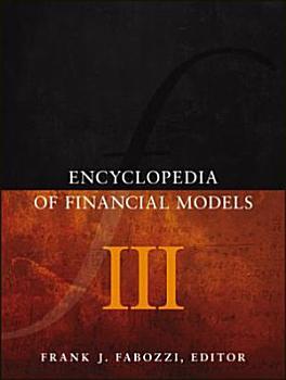 Encyclopedia of Financial Models PDF