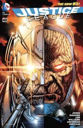 Justice League (2011-) #40
