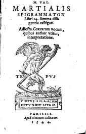 Epigrammaton libri XIV.