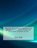 Making Enterprise Information Management  Eim  Work for Business