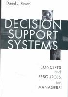 Decision Support Systems PDF