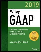 Wiley GAAP 2019 PDF