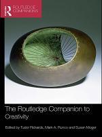 The Routledge Companion to Creativity PDF