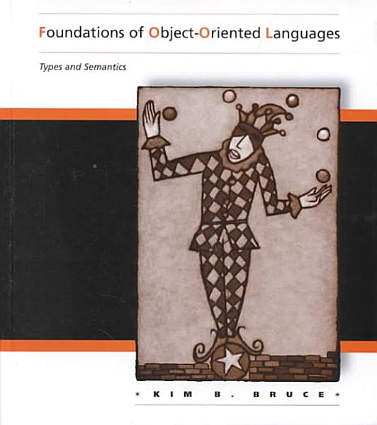 Foundations of Object oriented Languages PDF