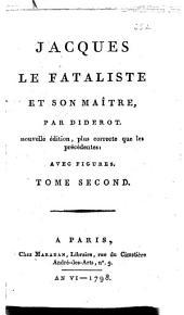 Jacques le fataliste et son maître: Volume2