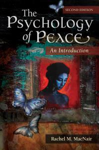 The Psychology of Peace Book