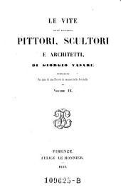 Le Vite de' pui' Eccellenti Pittori, Scultori e Architetti