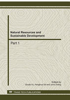 Natural Resources and Sustainable Development PDF