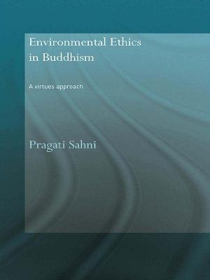 Environmental Ethics in Buddhism PDF