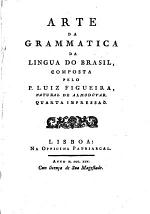 Arte Da Grammatica Da Lingua Do Brasil
