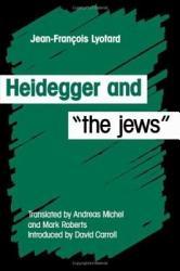 Heidegger And The Jews  Book PDF
