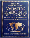 The New International Webster's Comprehensive Dictionary