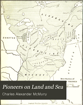 Pioneers on Land and Sea: Stories of the Eastern States and of Ocean Explorers, Book 1