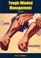Tough Minded Management 1st ed  PDF