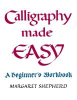 Calligraphy Made Easy PDF