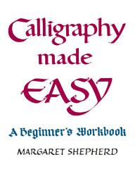 Calligraphy Made Easy Book PDF