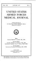 United States Armed Forces Medical Journal PDF