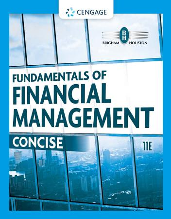 Fundamentals of Financial Management  Concise PDF