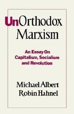 Unorthodox Marxism
