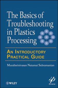 Basics of Troubleshooting in Plastics Processing PDF