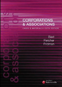 Corporations and Associations PDF
