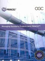 Managing successful projects with PRINCE2 PDF