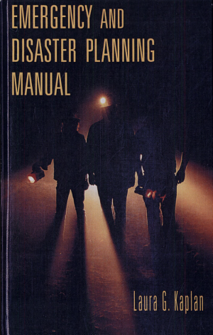 Emergency and Disaster Planning Manual PDF