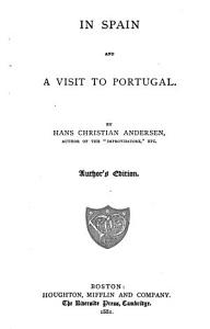In Spain  and A Visit to Portugal PDF
