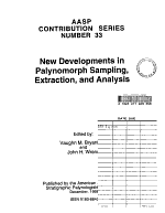 Contributions Series   American Association of Stratigraphic Palynologists PDF