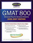 GMAT 800 PDF