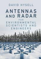 Antennas and Radar for Environmental Scientists and Engineers PDF