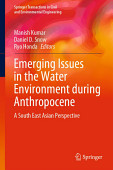 Emerging Issues In The Water Environment During Anthropocene