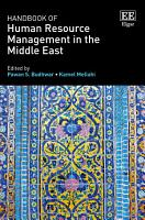 Handbook of Human Resource Management in the Middle East PDF